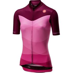 Castelli Tabularasa Kortärmad cykeltröja Dam pink